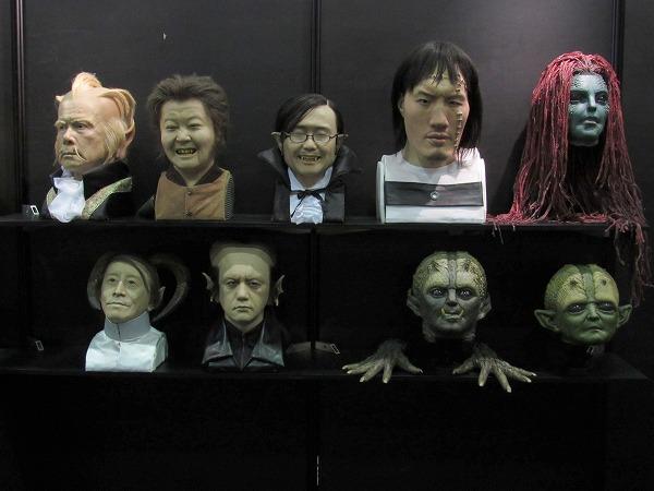 東京コミコン2016 レポート 怪物君 妖怪人間ベム