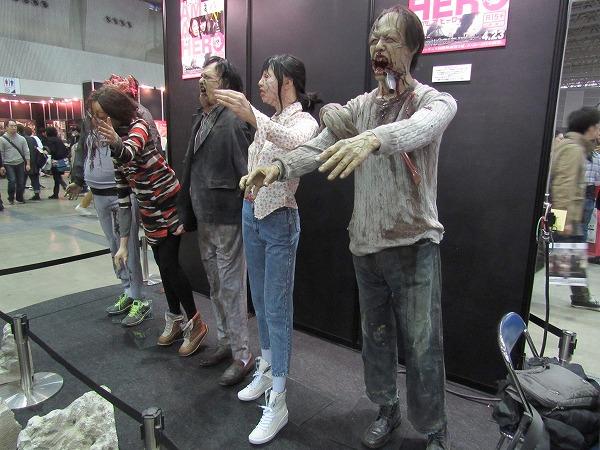 東京コミコン2016 レポート アイアムアヒーロー ZQN