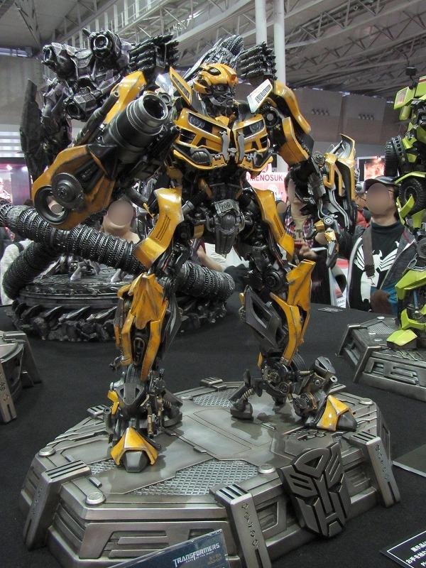 東京コミコン2016 レポート トランスフォーマー バンブルビー