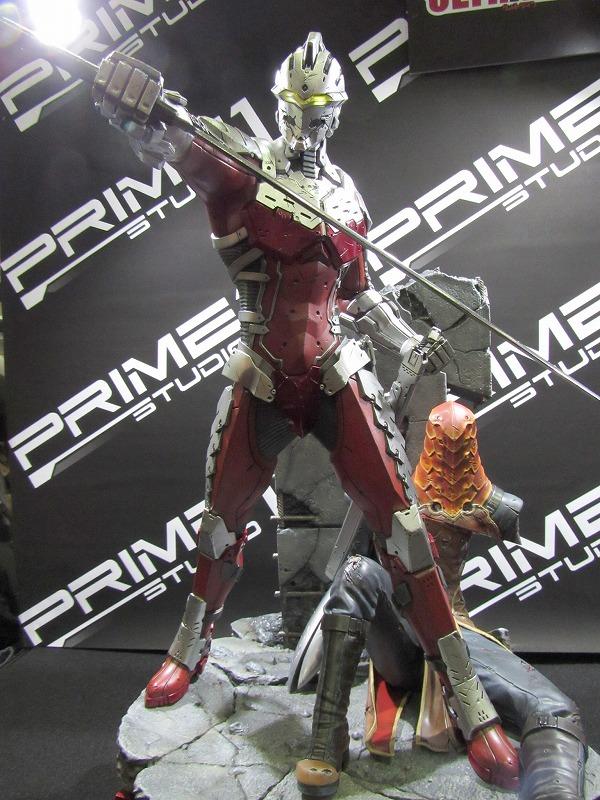 東京コミコン2016 レポート PRIME1 ULTRAMAN ver7.2