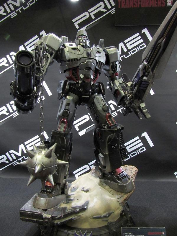 東京コミコン2016 レポート トランスフォーマー メガトロン