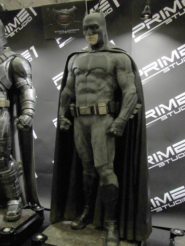 東京コミコン2016 レポート PRIME1 バットマン
