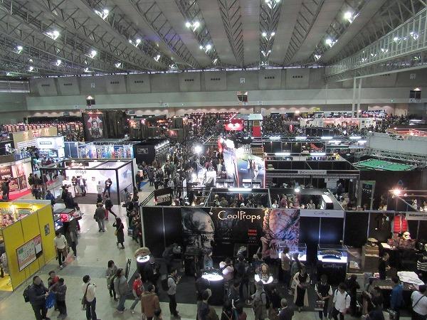 東京コミコン2016 レポート