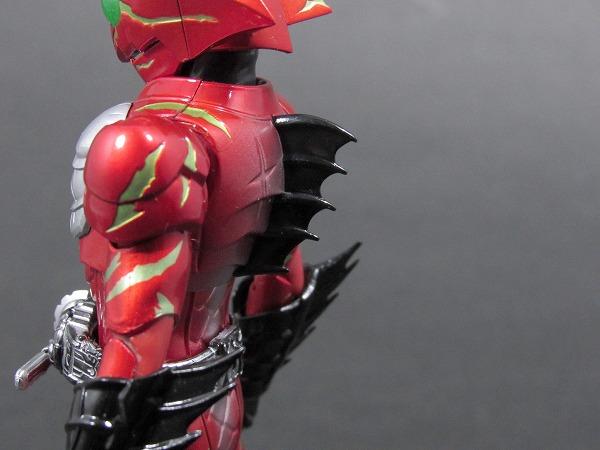 S.H.フィギュアーツ 仮面ライダーアマゾンアルファ レビュー
