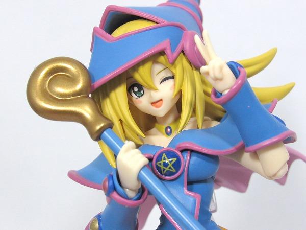 figma ブラック・マジシャン・ガール レビュー