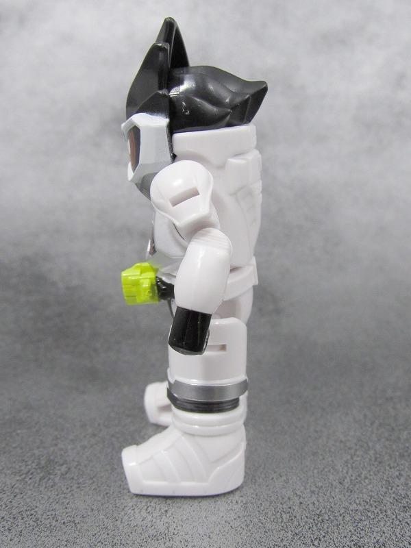 装動 仮面ライダーエグゼイド STAGE2 レベル1 スナイプ レーザー ゲンム レビュー