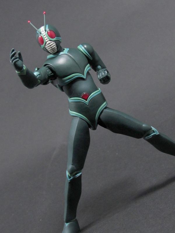 S.H.フィギュアーツ 仮面ライダーJ レビュー
