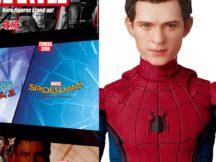 トム・ホランド版スパイダーマンがフィギュアーツとMAFEXで発売やんけ!!楽しみ過ぎて吐きそう!!