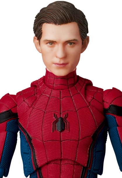 MAFEX スパイダーマン(HOMECOMING Ver.)