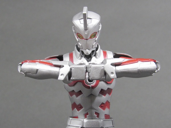 ULTRA-ACT x S.H.フィギュアーツ ULTRAMAN ACE SUIT レビュー