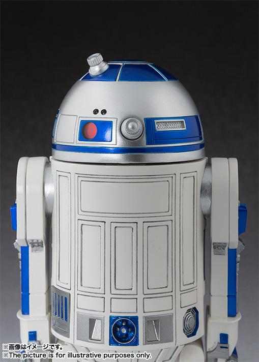 S.H.フィギュアーツ R2-D2 EP4 (A NEW HOPE)