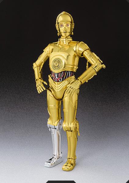 S.H.フィギュアーツ C-3PO