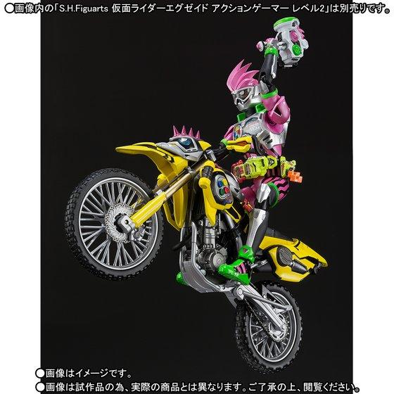 S.H.フィギュアーツ 仮面ライダーレーザー バイクゲーマーレベル2