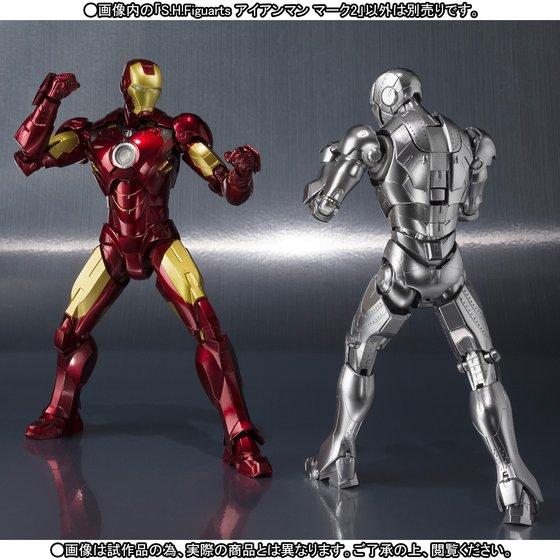 S.H.フィギュアーツ アイアンマン マーク2