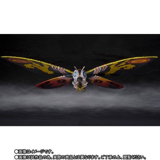 S.H.モンスターアーツ モスラ(成虫)&モスラ(幼虫) Special Color Ver.