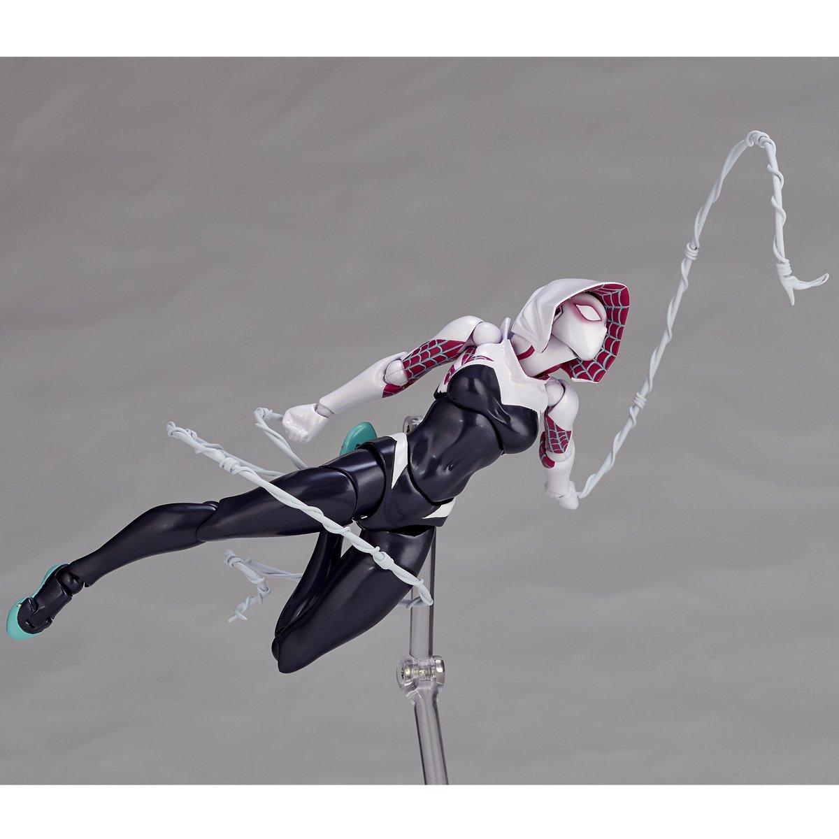 リボルテック Amazing Yamaguchi スパイダーグウェン