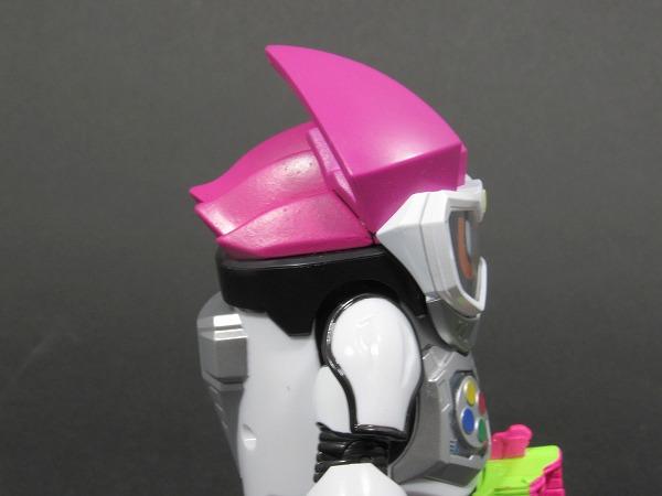 LVUR PB01 仮面ライダーエグゼイド アクションゲーマーレベル1 FULL ACTION レビュー