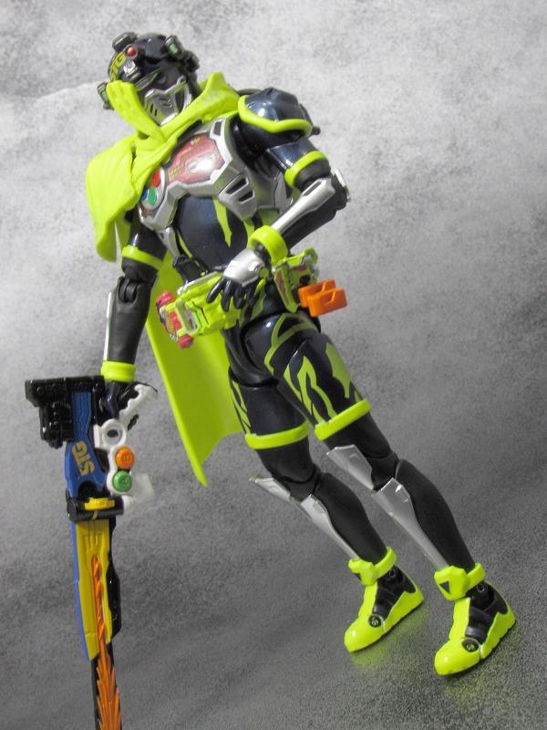 S.H.フィギュアーツ 仮面ライダースナイプ シューティングゲーマーレベル2 マイティアクションXビギニングセット レビュー