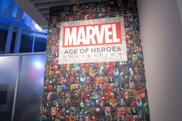 【感想】『マーベル展 時代が創造しヒーローの世界』レポート