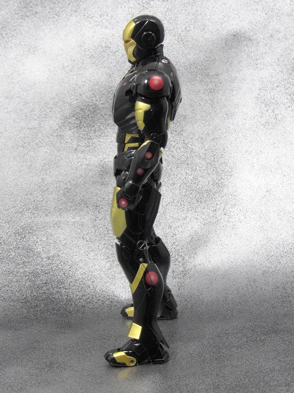 S.H.フィギュアーツ アイアンマン マーク3 マーベル展開催記念カラー レビュー