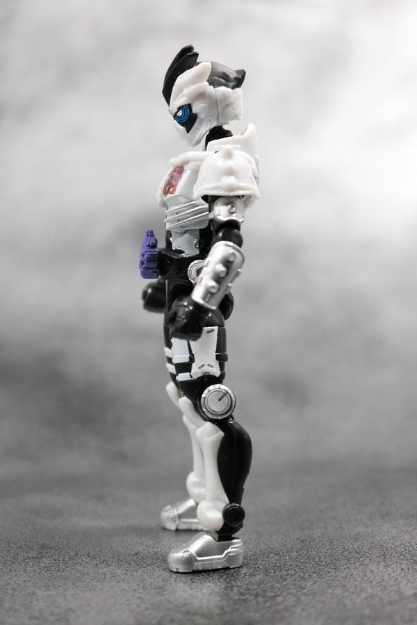装動 仮面ライダーエグゼイド STAGE5 ダブルアクションゲーマー ゾンビゲーマー レビュー