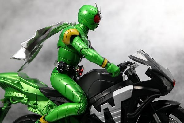 S.H.フィギュアーツ ハードボイルダー 仮面ライダーW レビュー