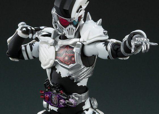 S.H.フィギュアーツ 仮面ライダーゲンム ゾンビゲーマー レベルX