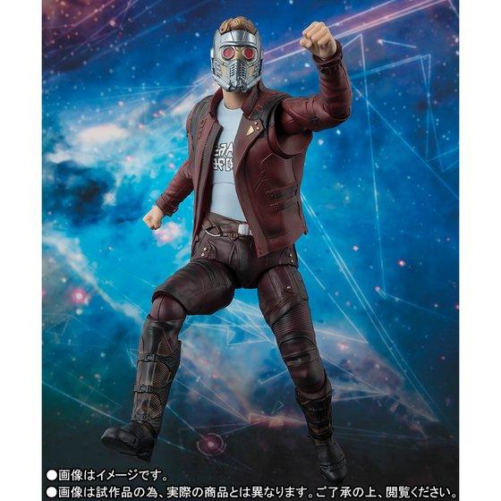 S.H.フィギュアーツ スター・ロード(ガーディアンズ・オブ・ギャラクシー:リミックス)