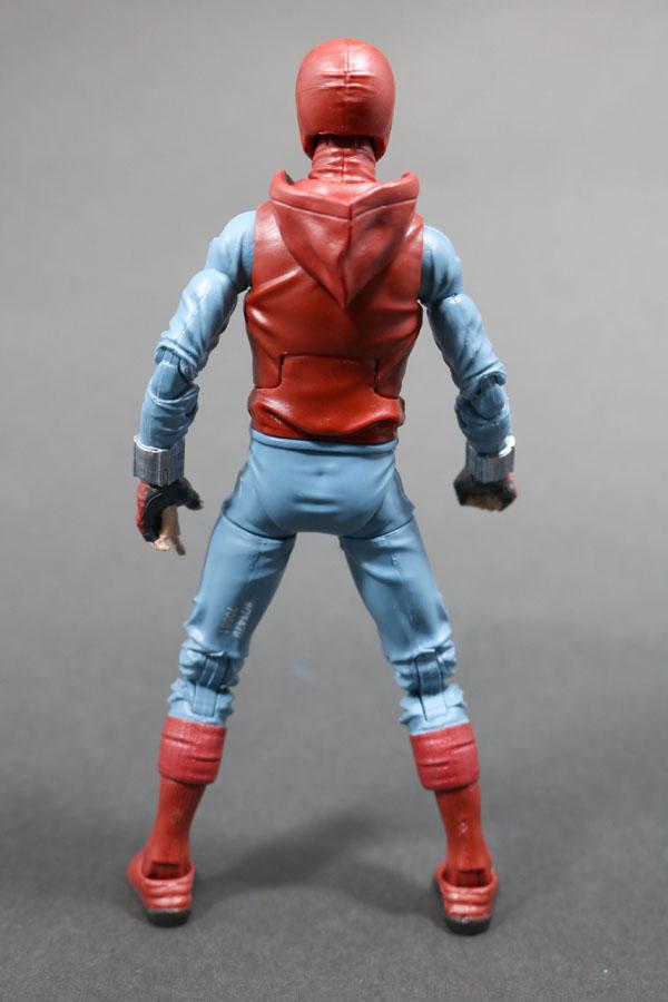 マーベルレジェンド スパイダーマン ホームメイドスーツ MARVEL LEGENDS SPIDERMAN HOMEMADE SUIT レビュー レビュー 全身