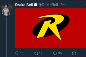 ドレイク・ベルがDCEUでロビン役を熱望か?ドレイクの謎のツイートが話題