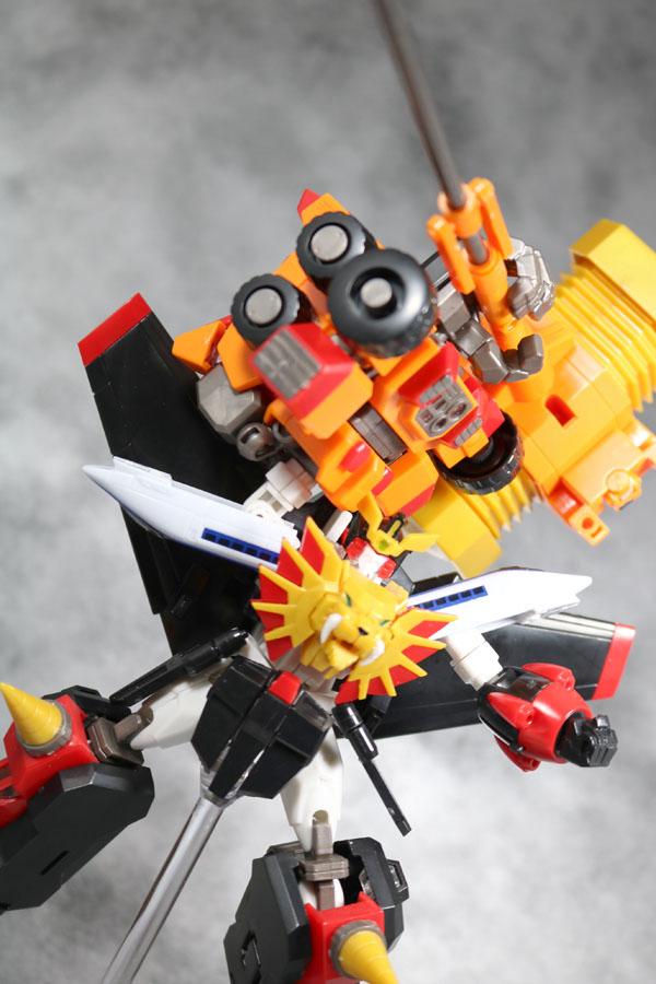 スーパーミニプラ ガオガイガー2 ゴルディオンハンマー ゴルディーマーグ ステルスガオーⅡ レビュー