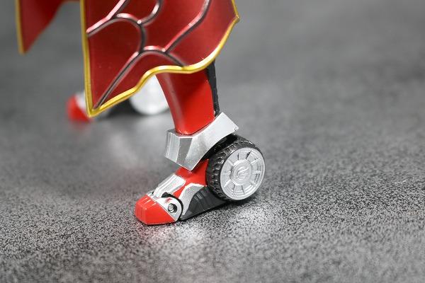 S.H.フィギュアーツ 仮面ライダーハート レビュー