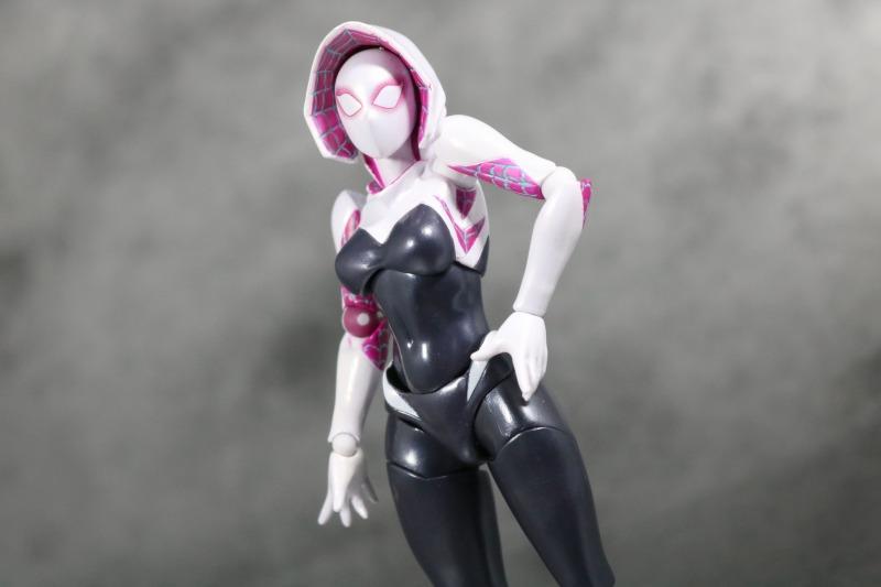 リボルテック Amazing Ymaguchi スパイダーグウェン アメイジングヤマグチ レビュー