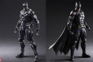 プレイアーツ改から『ブラックパンサー』と『バットマン(JUSTICE LEAGUE)』が発売!