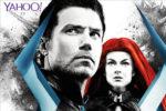 ドラマ『インヒューマンズ』のブラックボルトやメデューサ、マキシマスが描かれた新たなポスターが公開!