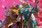デジモンアドベンチャーtri. 第5章「共生」の予告編が公開!ジエスモン、オメガモン、アルファモンなど究極体のオンパレード!