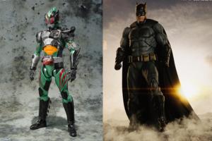 バンダイ11月一般新作にS.H.フィギュアーツ『バットマン(JUSTICE LEAGUE)』、『アマゾンニューオメガ』が発売決定!