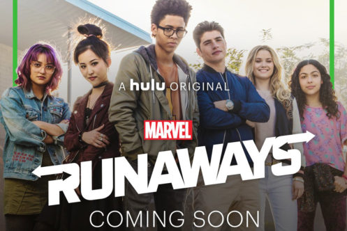『ランナウェイズ』シーズン2が2018年冬にHuluにて配信開始!