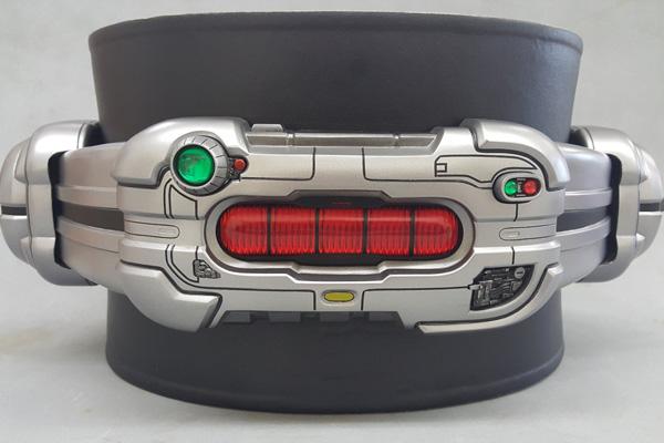 仮面ライダーG3 1/1ベルトが東映ヒーローネットで受注開始!