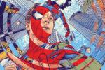 コミック風『スパイダーマン:ホームカミング』のポスターが公開!クラシックな雰囲気で最高のデザイン!
