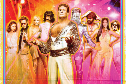"""『ガーディアンズ・オブ・ギャラクシー:リミックス』のオリジナルソングの""""MV""""がDVD&Blu-Rayで観れるぞ!ディスコ風のポスターを公開!"""