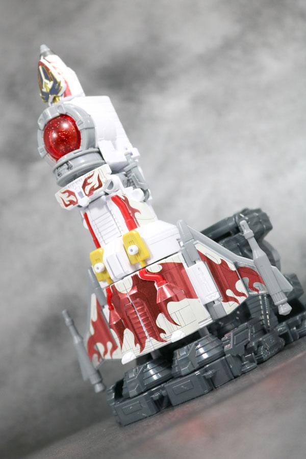 ミニプラ ギガントホウオー キュータマ合体シリーズ04 レビュー