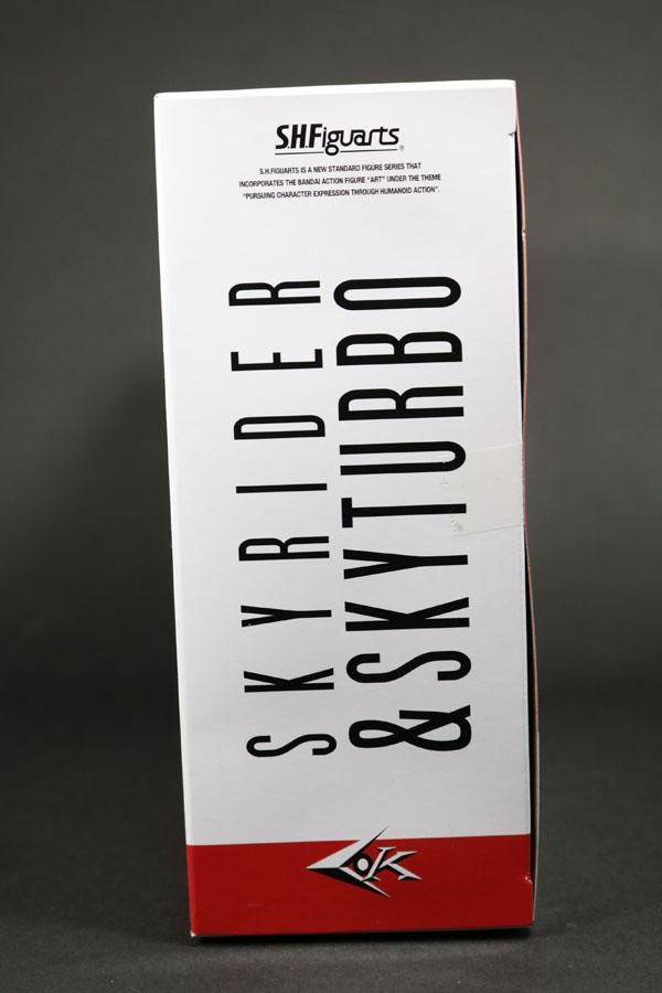 S.H.フィギュアーツ スカイライダー&スカイターボ  レビュー