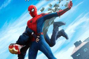 『スパイダーマン:ホームカミング』のポスターにコミック初登場の表紙をオマージュしたものが登場!