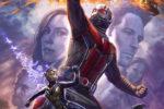 『アントマン&ワスプ』の新たなポスターが公開!ジャイアントマンとワスプが暴れまわる!