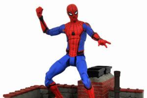 『スパイダーマン:ホームカミング』の7インチフィギュアが登場!