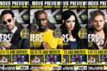 『ディフェンダーズ』の4人が「SFXマガジン」の表紙に登場!