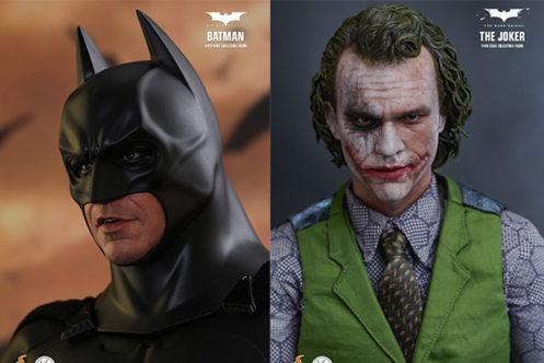 ホットトイズ新作!『バットマンビギンズ』からバットマン、『ダークナイト』からジョーカーがラインナップ!