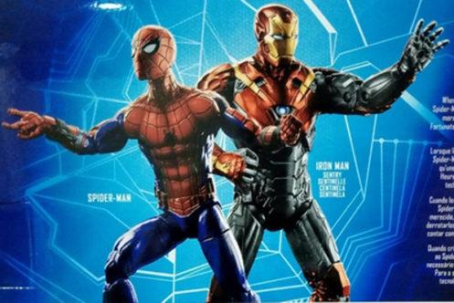 マーベルレジェンドから『スパイダーマン&アイアンマン マーク47』の2パックセットが登場!