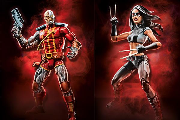マーベルレジェンド新作!『X-23』と『デスロック』が新たにラインナップ!